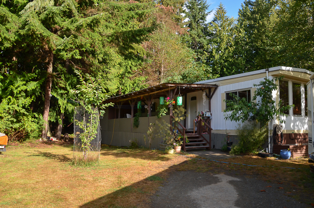 manufactured home for sale in dashwood qualicum beach